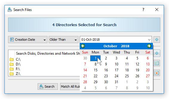date com search